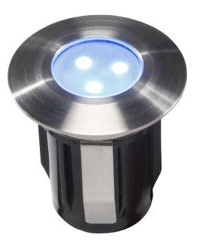 42mm LED Deck Light (Blue) - 0.5w