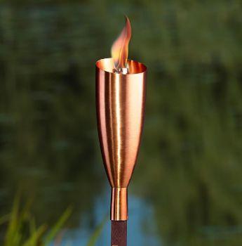 Pisa Oil Torch - Copper