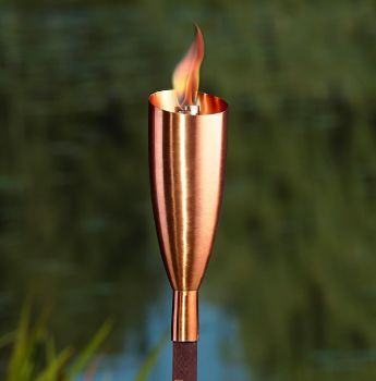 Pisa Oil Torches - Copper (Set of 2)