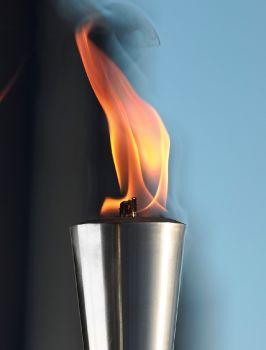 Vienna Oil Torch - Steel