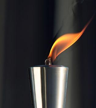 Vienna Oil Torch - Steel (Set of 2)