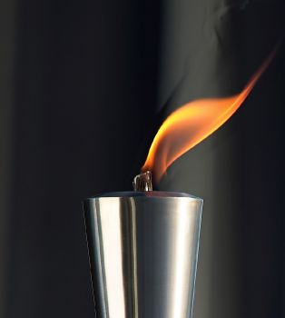Vienna Oil Torch - Steel (Set of 6)