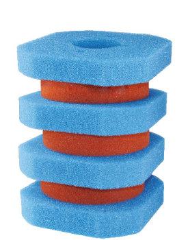 Filtoclear 16000 filter foam set