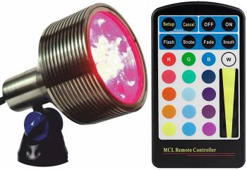 UltraLuxx RGB LED Master Light Set � 18w