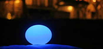 PebbleBall Rechargeable Coloured Light