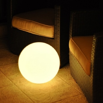 LunarBall Rechargeable Coloured Light