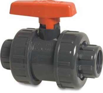 Ball Valve 3 inch BSP Double Union threaded