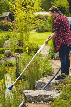 pondovac 4 oase pond vacuum cleaners. Black Bedroom Furniture Sets. Home Design Ideas