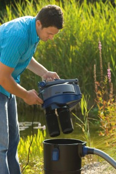 PondoVac 4 Pond Vacuum Cleaner