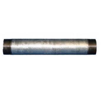 """1 1/2"""" BSPM Galv. Steel Riser - L300mm"""