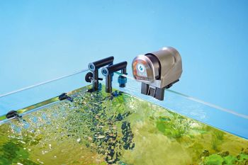 Aquarium Fish Feeder With Bracket