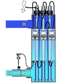 Amalgam 390w Pro UV Clarifier