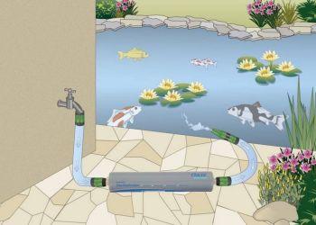Tap Water Dechlorinator