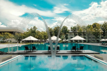 Fountain Spray Bar - 10 Outlets