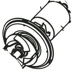 Impeller Cpl. Aquamax Expert 30000