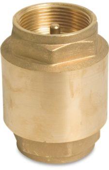 1 inch BSPF Brass Spring Check Valve