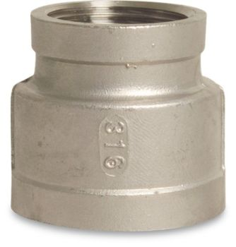 Stainless Steel BSP Reducing Sockets