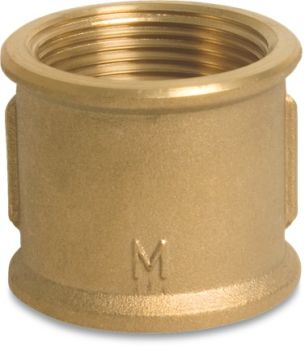 BRASS Socket 2 inch BSPF