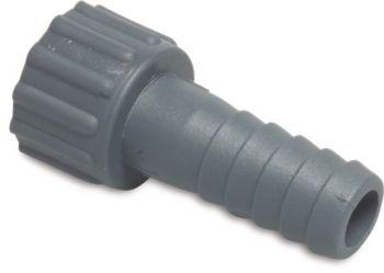 1 1/4 inch BSPF union/hosetail