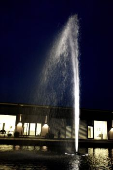 Geyser Jet Fountain Nozzle for Pro-Jet