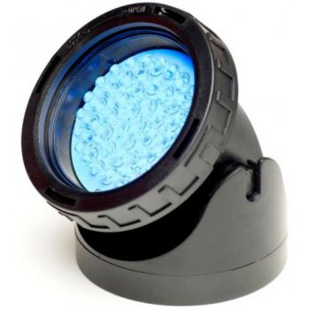 AquaLED Spot Light - 40 LED Blue